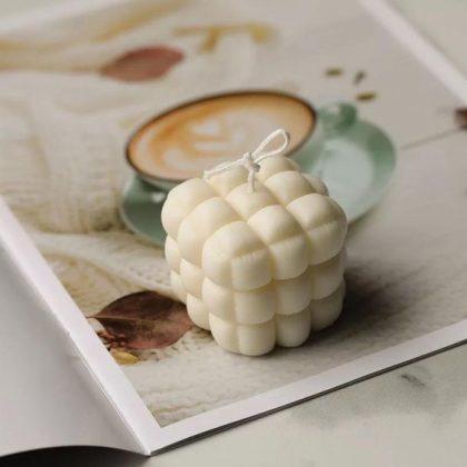Cushion Cube Candle